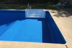 Replacement Liner with Steps