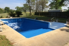 Replacement Liner with Pool Slide