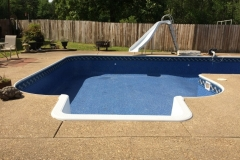 Replacement Liner and Pool Slide