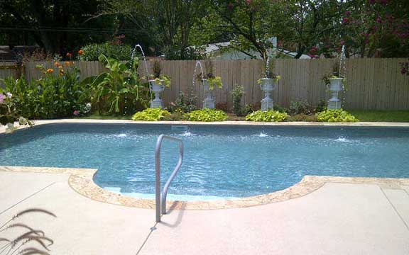 Water Features